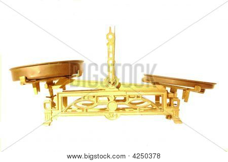 Gold Libra