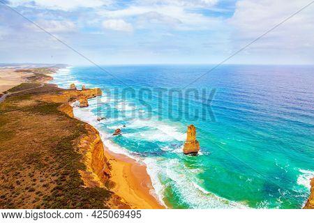 Legendary cliffs