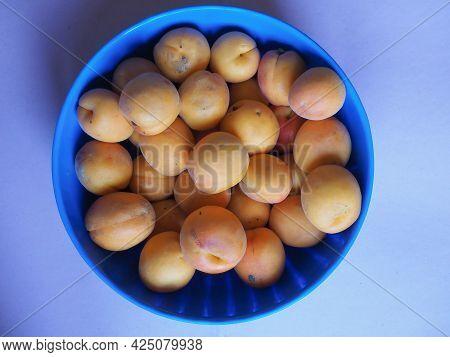 Apricot Fruit Food