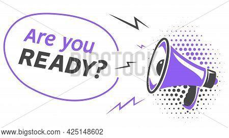 Propaganda Announce Megaphone Speaker Public Amplify Loud News