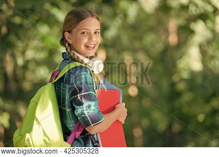 That Time Of The Year Once Again. Happy Child Back To School. Childhood Education. Childhood Develop