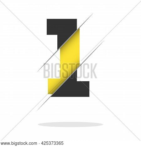 Number One 1 Logo Icon Design Template Elements