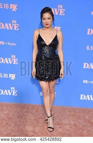 LOS ANGELES - JUN 16: Christine Ko arrives for the 'Dave' Season 2 Premiere on June 16, 2021 in Los Angeles, CA