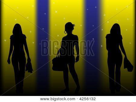 Fashion Lights Illustration