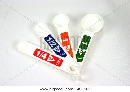 Measure Spoons 2
