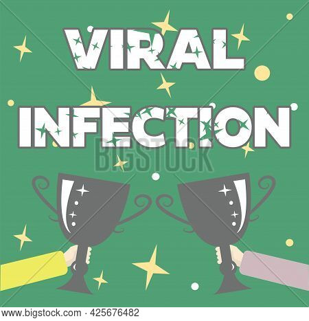 Inspiration Showing Sign Viral Infection. Business Concept Specific Attack Of The Cells From The Rep