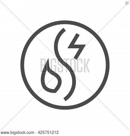 Hybrid Energy Icon