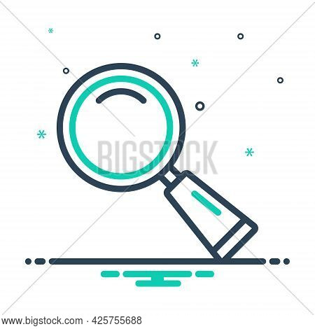 Mix Icon For Find Search Quest Discovery Finding