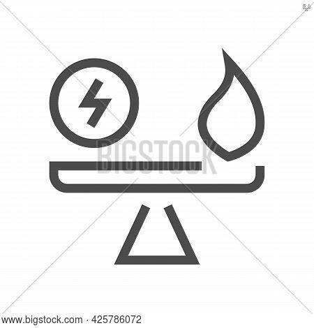 Energy Car Selection Icon