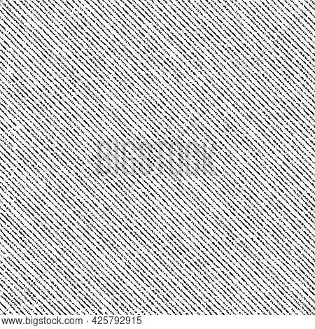 Jeans Monochrome Background. Denim Seamless Pattern. Black Jeans Fabric. Linen Canvas Fabric Texture