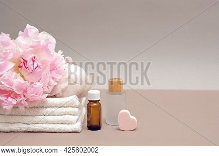 Spa Concept, Cosmetology And Dermatology, Self-love, Procedures For Youthful Skin, Self-care, Save A