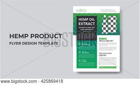 Hemp Product Flyer 01
