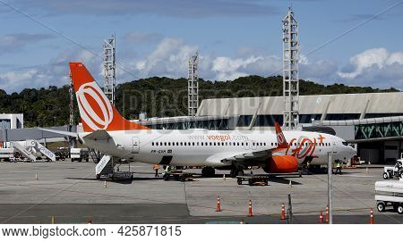 Boeing 737 Of The Company Gol