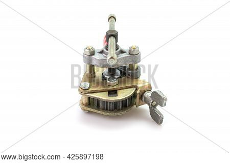 Flaring Tool, For Copper And Aluminum Tubes To 45-degree Use For Repair Or New Air Conditioning Unit