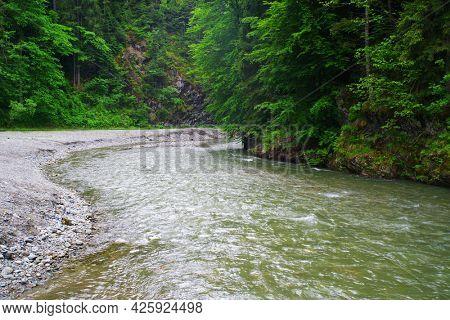 Vaser Valley in Maramures, Romania, Europe