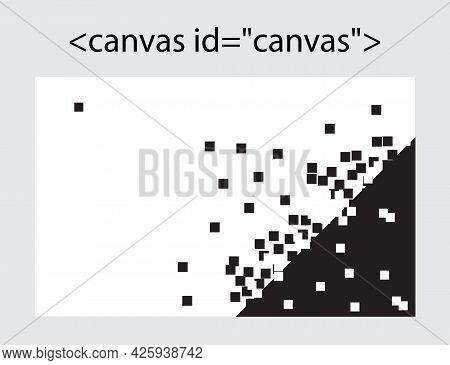 Tag Canvas  Web Html Technology Drawing Using Programming Language Js