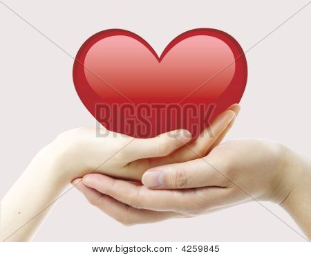 Hands And A Heart1