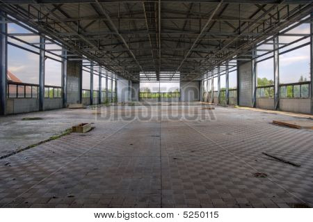 Industrial Plant Hall