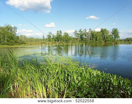 Little Bearskin Lake Wisconsin