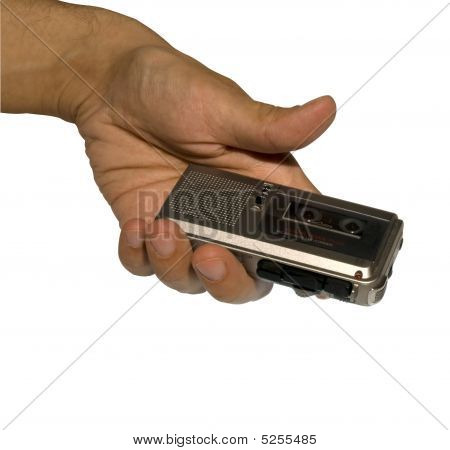 Microcassettecorder