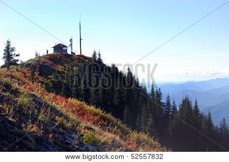 Burley Mountain Fire Lookout, Washington state