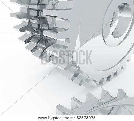 Chrome Gears