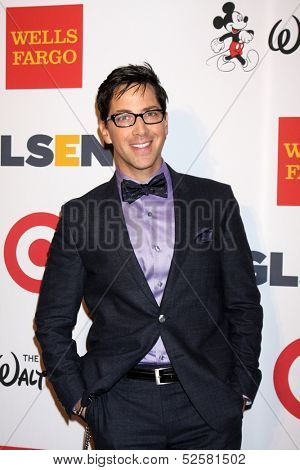 LOS ANGELES - OCT 18:  Dan Bucatinsky at the 2013 GLSEN Awards at Beverly Hills Hotel on October 18, 2013 in Beverly Hills, CA