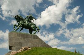 The Monument To Salavat Yulaev
