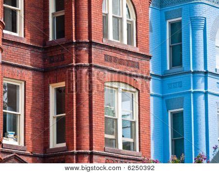 Classical Brick Homes Alexandria Virginia