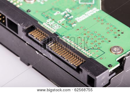 Hard Disk Drive HDD, SATA Port