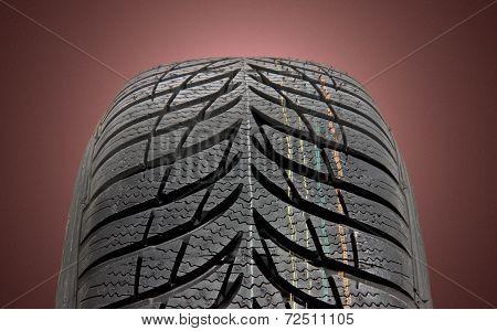 winter car tire