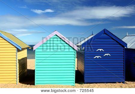 Bathing Boxes