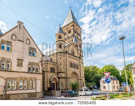Paulus - Kirche (church) in Trier