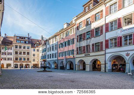 In The Streets Of Feldkirch