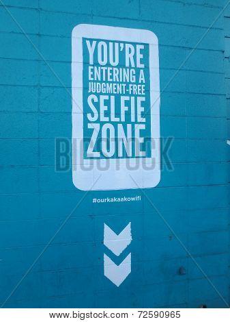 Selfie Zone