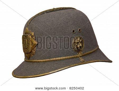 Gendarmerie helmet