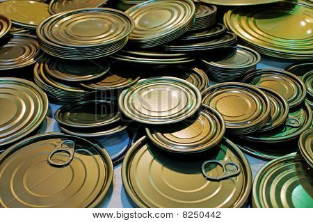 Lids of can