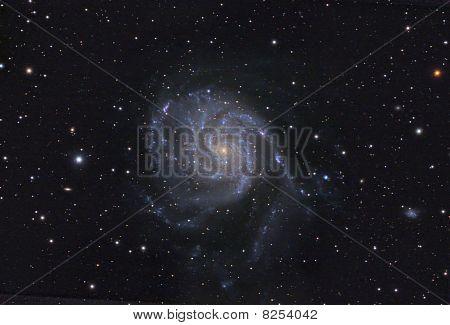 Spigal Galaxy (m101