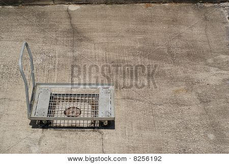 Parking Space Cart Wide