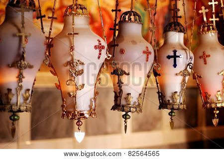 Easter Sunday In Jerusalem Israel
