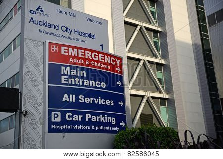 Auckland Hospital