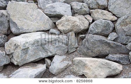 Large Granite Stones