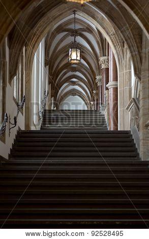 Munich City Hall Interior