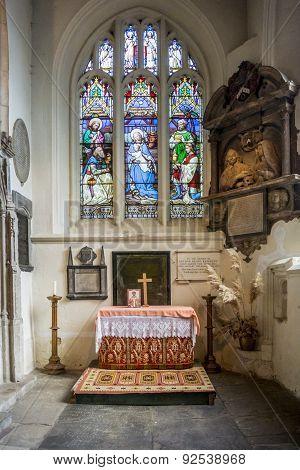 All Saint's Church, Maidstone