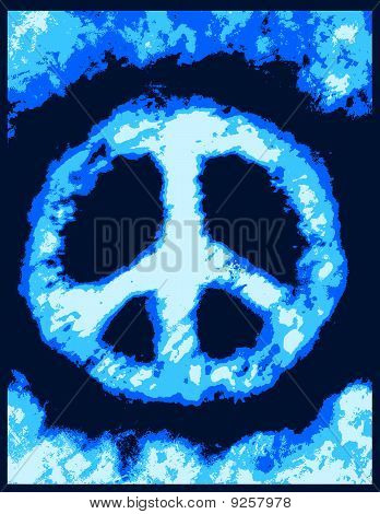 peace cloud symbol pattern