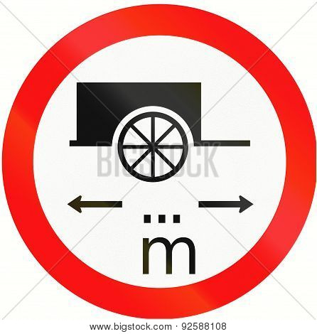 Cart Lorry Length Limit In Indonesia