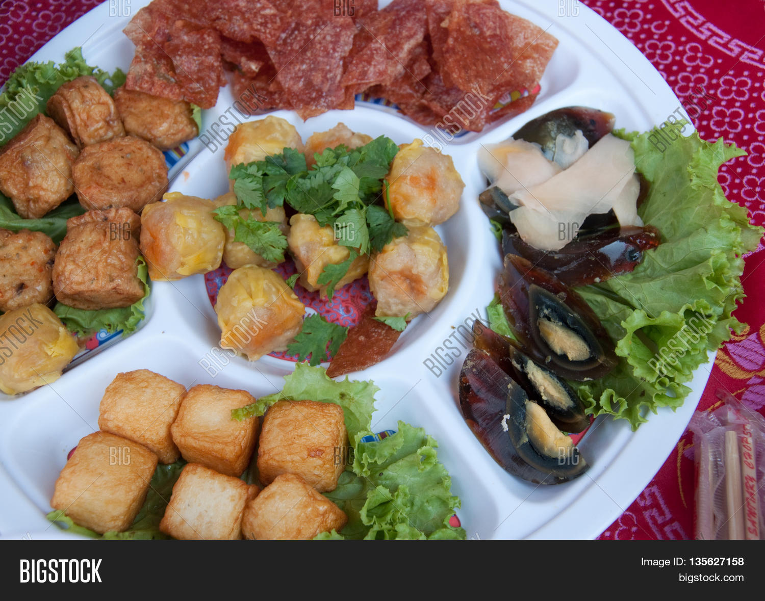 Hors-d'oeuvre Eggs, Image & Photo (Free Trial) | Bigstock