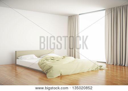 Bedroom Interior Side