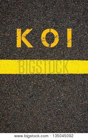 Koi Three Letters Airport Code