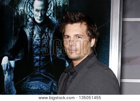 Len Wiseman at the World Premiere of 'Underworld: Rise of the Lycans' held at the ArcLight Cinemas in Hollywood, USA on January 22, 2009.